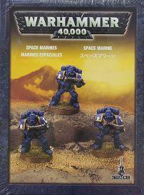 Space Marines (малый набор)