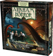 Arkham Horror Miscatonic Horror expansion
